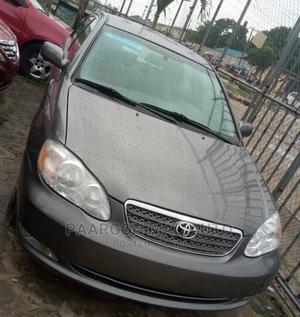 Toyota Corolla 2007 LE Gray   Cars for sale in Lagos State, Amuwo-Odofin