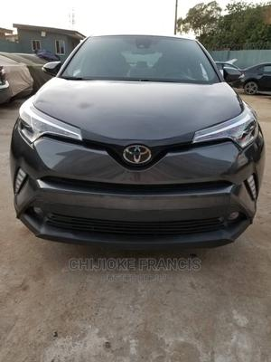 Toyota C-Hr 2019 Limited FWD Gray | Cars for sale in Lagos State, Ejigbo