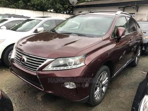 Lexus RX 2013 350 AWD Red | Cars for sale in Lagos State, Ikeja