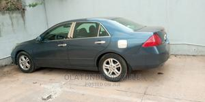 Honda Accord 2007 2.4 Exec Automatic Gray | Cars for sale in Ogun State, Abeokuta South