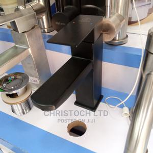 Black Hot and Cold Tap   Plumbing & Water Supply for sale in Lagos State, Apapa