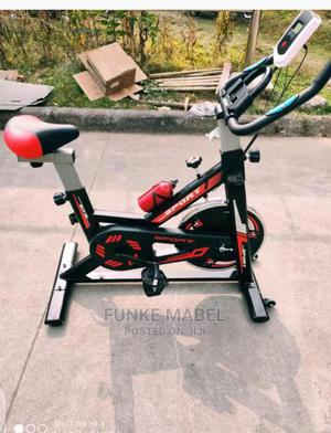 Exotic Spinning Bike With Digital Display | Sports Equipment for sale in Lagos State, Surulere