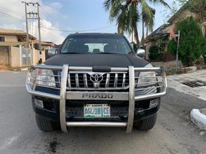 Toyota Land Cruiser Prado 2008 VX Black | Cars for sale in Lagos State, Ikeja