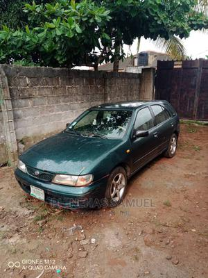 Nissan Almera 1999 Green | Cars for sale in Lagos State, Agege