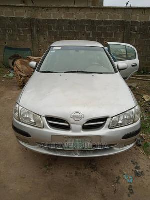 Nissan Almera 2000 Silver   Cars for sale in Lagos State, Ifako-Ijaiye