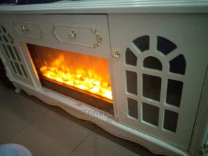 Fire Shelf Fear Used Clearance Price | Furniture for sale in Delta State, Ethiope East