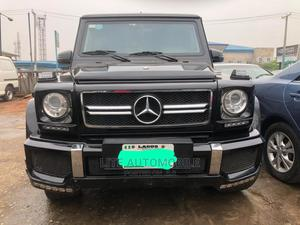 Mercedes-Benz G-Class 2005 Black | Cars for sale in Lagos State, Ikotun/Igando