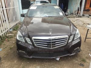 Mercedes-Benz E550 2010 Brown | Cars for sale in Lagos State, Ifako-Ijaiye