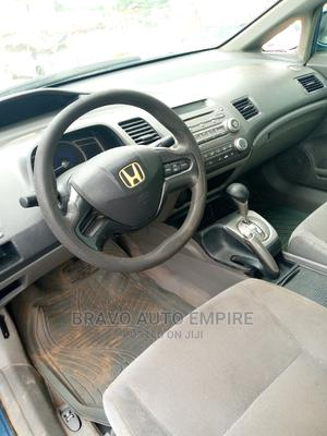 Honda Civic 2006 1.8i-Vtec EXi Blue | Cars for sale in Abuja (FCT) State, Gudu