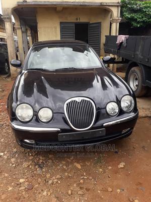 Jaguar S-Type 2008 4.2 V8 Black   Cars for sale in Lagos State, Alimosho