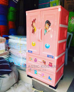 Drawers Cabinet Wardrobe for Cloth Storage | Children's Furniture for sale in Rivers State, Port-Harcourt