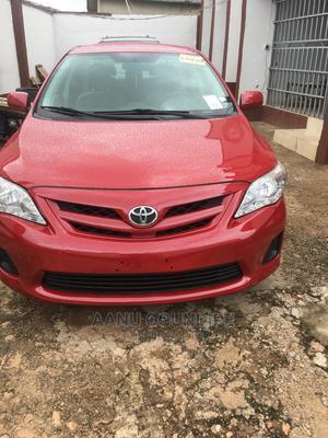 Toyota Corolla 2012 Red | Cars for sale in Ekiti State, Ado Ekiti