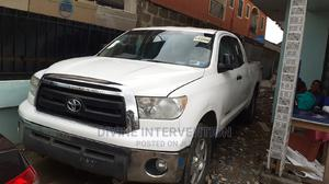 Toyota Tundra 2012 White   Cars for sale in Lagos State, Ifako-Ijaiye