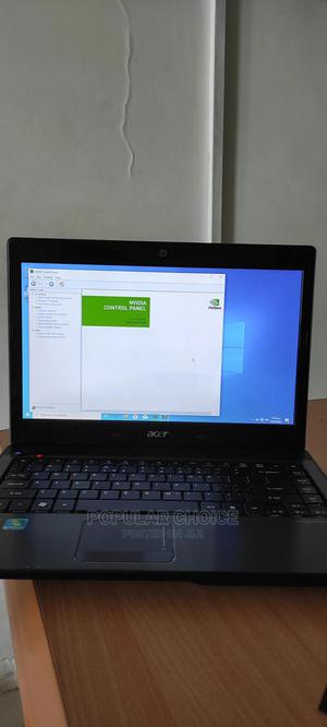Laptop Acer 4GB Intel Core I3 HDD 320GB   Laptops & Computers for sale in Abuja (FCT) State, Wuse 2