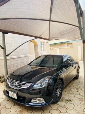 Nissan Altima 2012 3.5 SR Coupe Black | Cars for sale in Abuja (FCT) State, Gwarinpa