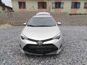 Toyota Corolla 2017 Silver | Cars for sale in Lagos State, Gbagada