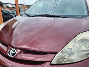 Toyota Sienna 2006 Red   Cars for sale in Lagos State, Surulere
