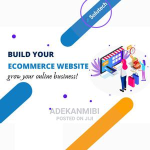 Ecommerce Website Design | Computer & IT Services for sale in Lagos State, Ajah