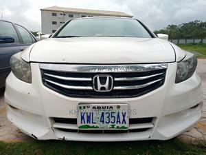 Honda Accord 2008 2.4 EX Automatic White | Cars for sale in Abuja (FCT) State, Jabi