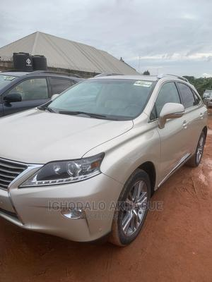 Lexus RX 2015 350 AWD Gold | Cars for sale in Edo State, Benin City