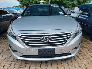 Hyundai Sonata 2017 Silver | Cars for sale in Abuja (FCT) State, Garki 2