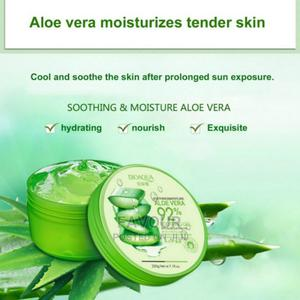 Aloe Vera Gel Sun Repair Whitening Cream for Acne Treatment   Skin Care for sale in Lagos State, Surulere
