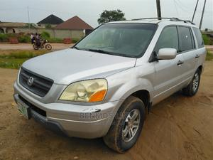 Honda Pilot 2005 EX 4x4 (3.5L 6cyl 5A) Gray   Cars for sale in Lagos State, Ikorodu