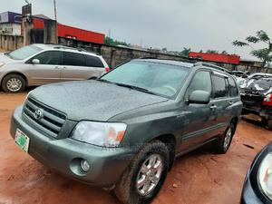 Toyota Highlander 2005 V6 Green | Cars for sale in Lagos State, Amuwo-Odofin