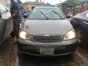 Toyota Corolla 2007 CE Brown   Cars for sale in Lagos State, Alimosho