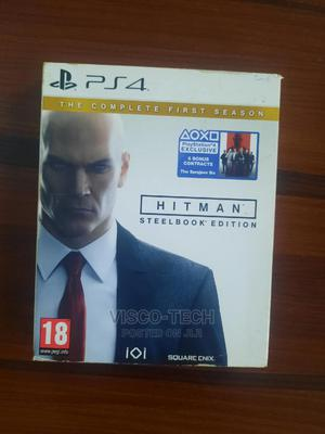 Hitman for Ps4 | Video Games for sale in Lagos State, Abule Egba