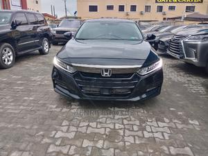Honda Accord 2019 Black | Cars for sale in Lagos State, Lekki