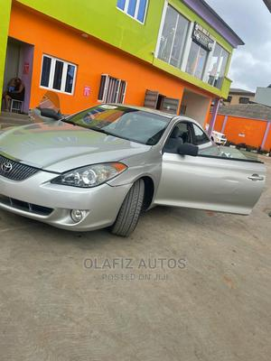Toyota Solara 2004 Silver | Cars for sale in Lagos State, Alimosho