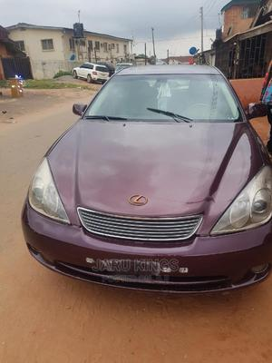 Lexus ES 2005 330 Purple | Cars for sale in Edo State, Ekpoma
