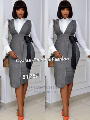 Sophisticated Quality 2in1 Officials Ladies Gown   Clothing for sale in Lagos State, Amuwo-Odofin