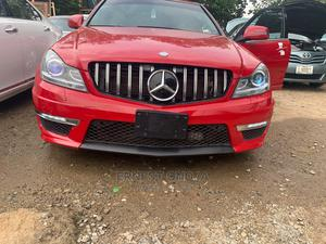 Mercedes-Benz C300 2009 Red   Cars for sale in Abuja (FCT) State, Gwarinpa