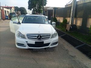Mercedes-Benz C300 2013 White | Cars for sale in Lagos State, Surulere