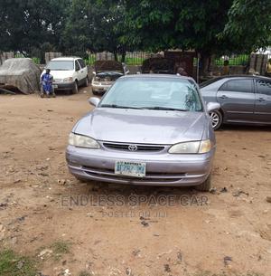 Toyota Corolla 2002 Blue | Cars for sale in Abuja (FCT) State, Bwari