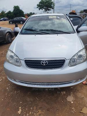 Toyota Corolla 2007 Silver | Cars for sale in Abuja (FCT) State, Galadimawa