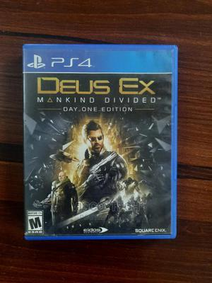 Deus Ex Ps4 | Video Games for sale in Lagos State, Abule Egba