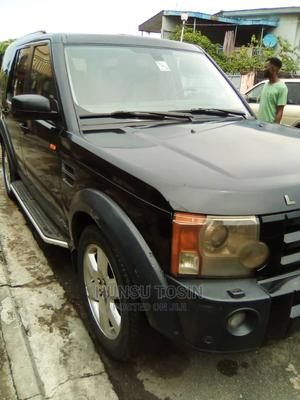 Land Rover Range Rover Sport 2007 HSE 4x4 (4.4L 8cyl 6A) Black | Cars for sale in Lagos State, Badagry