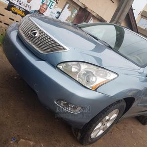 Lexus RX 2007 Blue | Cars for sale in Lagos State, Surulere