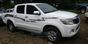 Toyota Hilux 2013 SR 4x4 White | Cars for sale in Abuja (FCT) State, Central Business Dis