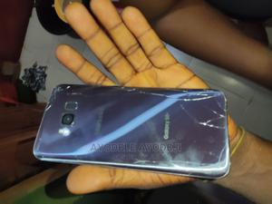 Samsung Galaxy S8 Plus 64 GB Blue   Mobile Phones for sale in Lagos State, Alimosho