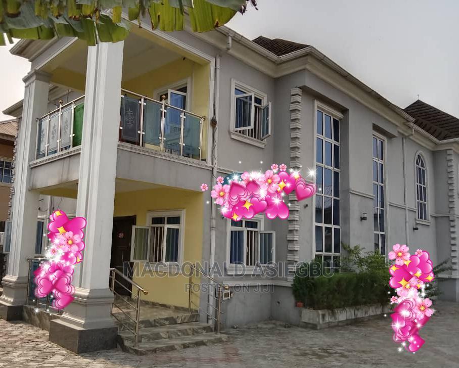 Furnished 4bdrm Duplex in Okpaka, Warri for Sale | Houses & Apartments For Sale for sale in Warri, Delta State, Nigeria
