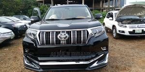 Toyota Land Cruiser Prado 2019 GXR Black | Cars for sale in Abuja (FCT) State, Central Business Dis