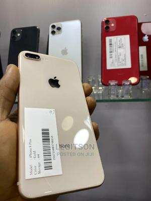 Apple iPhone 8 Plus 64 GB Pink | Mobile Phones for sale in Rivers State, Port-Harcourt
