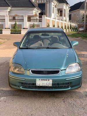 Honda Civic 2000 EX 4dr Sedan Green | Cars for sale in Kaduna State, Kaduna / Kaduna State