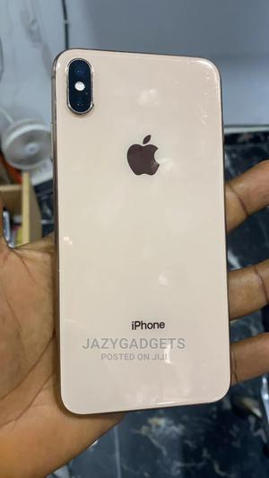 Apple iPhone XS Max 512 GB Gold   Mobile Phones for sale in Lagos State, Ajah
