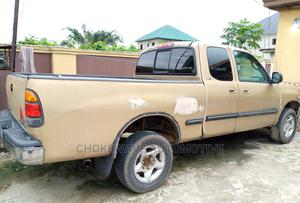 Toyota Tundra 2002 Sidestep Brown | Cars for sale in Delta State, Warri