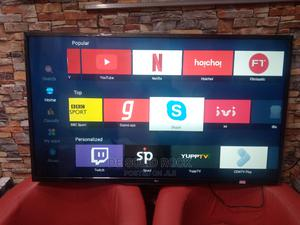 """65""""Inches LG Smart TV With Netflix   TV & DVD Equipment for sale in Lagos State, Ojo"""